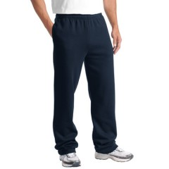 Sport-Tek Open Bottom Sweatpant for Men