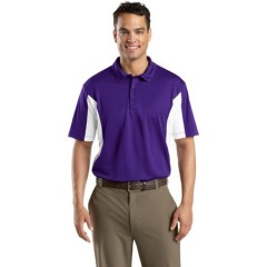 Sport-Tek Side Blocked Micropique Sport-Wick Polo for Men
