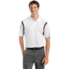 Sport-Tek Back Blocked Micropique Sport-Wick Polo for Men