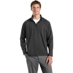 Sport-Tek Sport-Wick Stretch 1/2-Zip Pullover for Men