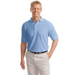 Port Authority Tall Silk Touch Polo for Men