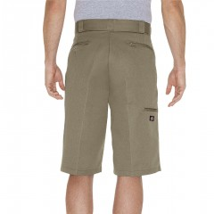 "Dickies Men's 13"" Loose fit Cargo Work Short - Back"