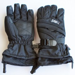 Head Jr Outlast Waterproof Ski Gloves With Heat Pack Pocket For Youth
