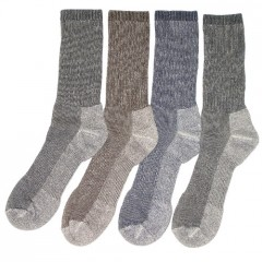 Merino Wool Outdoor Trail Socks for Adult