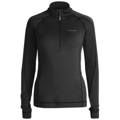 Avalanche Women's Mogul Zip Neck