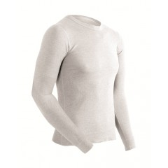 Coldpruf Midweight 2 Layer Merino Wool Blend Long Underwear Top for Men