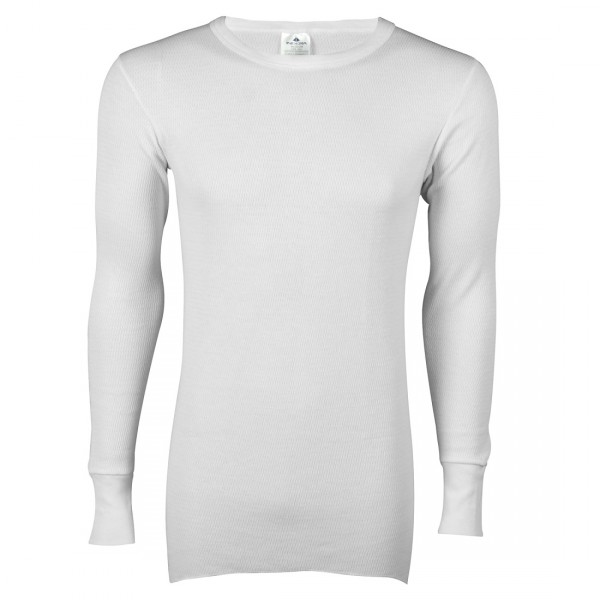 b27fc7fcf Indera Mills 7.5 OZ Icetex Dual Layer Cotton Fleece Blend Thermal Underwear  Shirt for Men