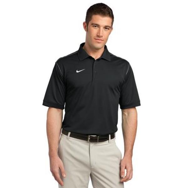 be8586f97 Nike Golf Dri-FIT Sport Swoosh Pique Polo for Men