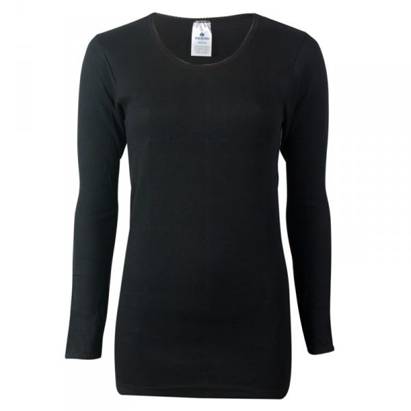 Indera Mills Women's 100% Cotton Long Thermal Underwear Top for Women