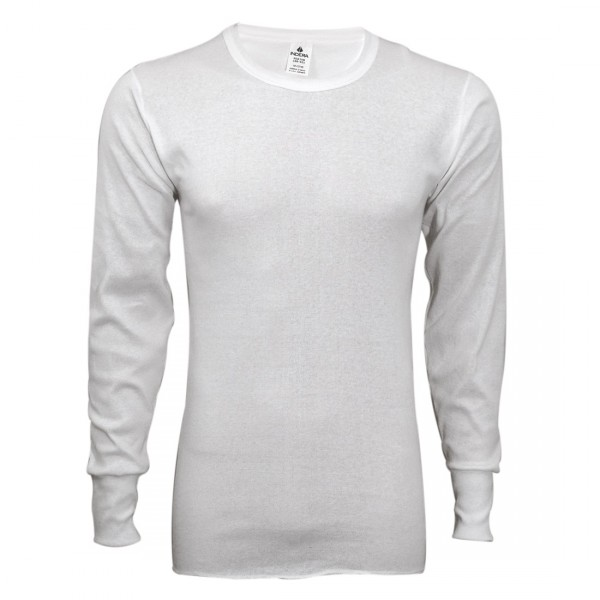 Indera Mills Lightweight Ribbed Knit 100 Cotton Thermal